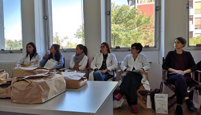 LUNCH MEETING, ottobre 2018