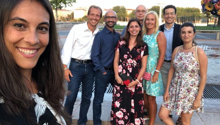 IAPRD 08/2018 Lione