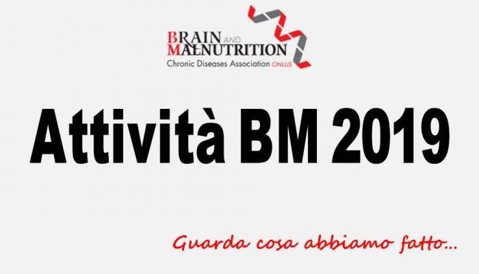 Attività bm 2019