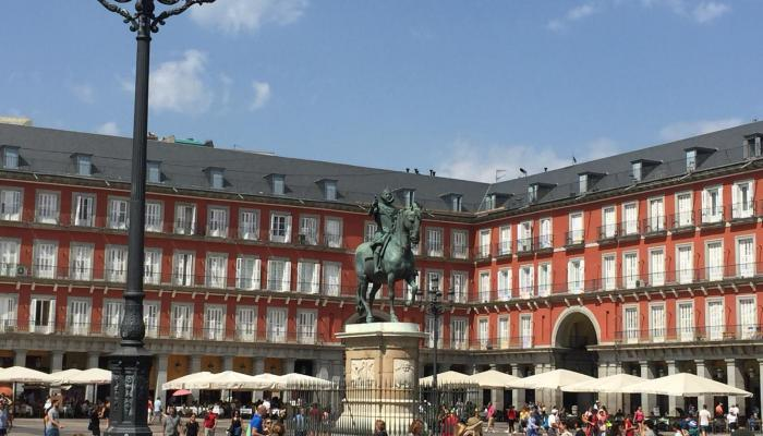 Piazza Mayor