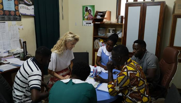 Ghana Settembre 2018
