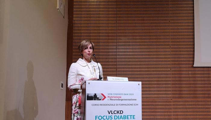 Corso VLCKD- FOCUS DIABETE