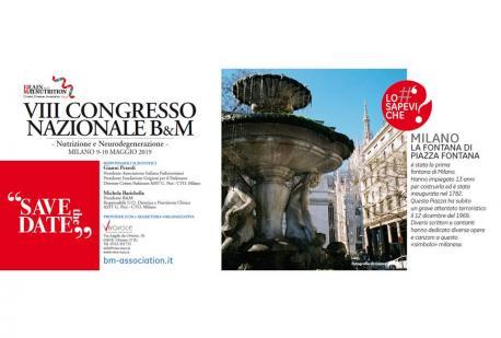 VIII CONGRESSO NAZIONALE B&M, 9-10 maggio 2019 - SAVE THE DATE!!! - CURIOSITA' SU MILANO PIAZZA FONTANA