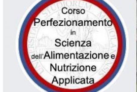 Corso di Perfezionamento in Scienza dell'Alimentazione Umana e Nutrizione Applicata