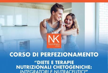 Corso di Perfezionamento ' Diete e Terapie nutrizionali chetogeniche'