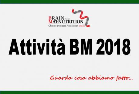 ATTIVITA' B&M 2018