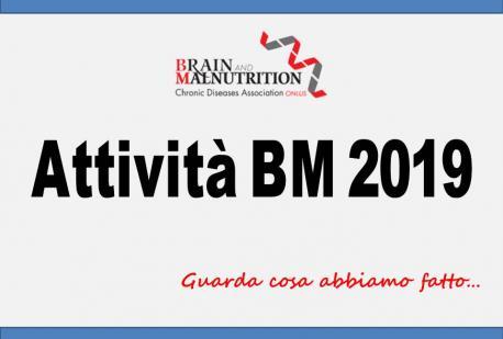 ATTIVITA' BM 2019