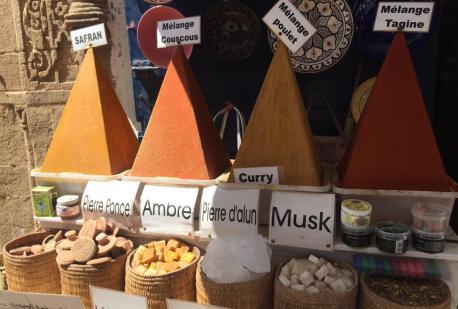 Abitudini alimentari e Ricette dal Marocco
