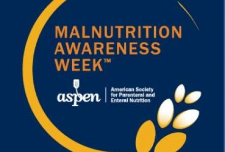 Malnutrition Awareness Week, September 23-27, 2019