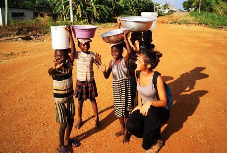 GHANA, settembre 2018: Diario di viaggio