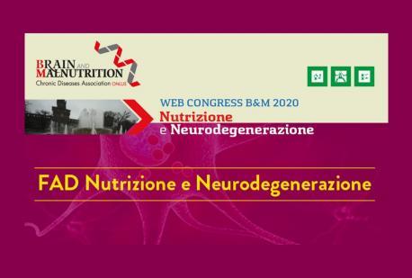 FAD Nutrizione e Neurodegenerazione B&M