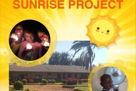 Progetto SUNRISE, Zambia