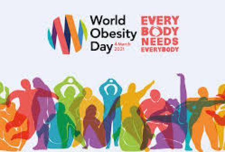 4 Marzo 2021 - Giornata Mondiale dell'Obesità
