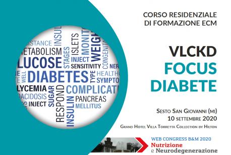 Corso di Formazione ECM - VLKCD FOCUS DIABETE