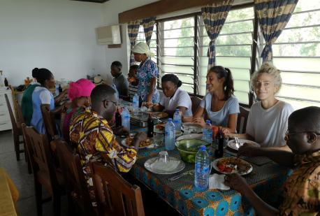Il 7 Aprile si torna in Ghana!!!
