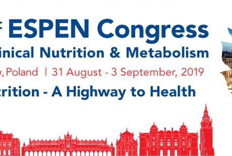41st ESPEN Congress on Clinical Nutrition & Metabolism